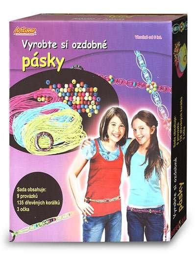 Vyrobte si ozdobné pásky ArtLover