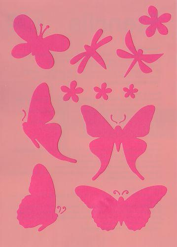 Šablona motýli Efco