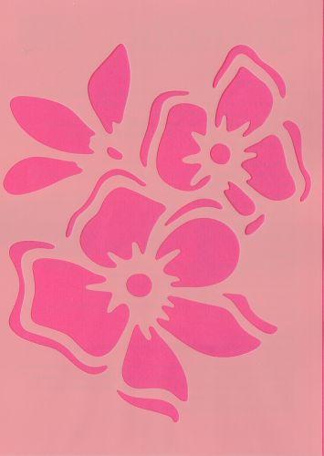 Šablona květ Efco