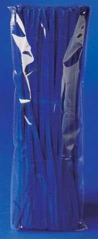Chlupaté dráty 30 cm modré 100 ks ostatní