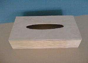Krabička na kapesníky 25x14x6 cm ostatní