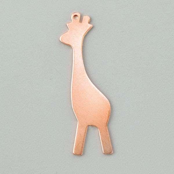 Výsek na smaltování Žirafa 43x14mm Efco