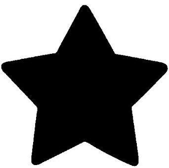 Razidlo (děrovačka, raznice) hvězda 3,5cm HEYDA
