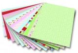 Blok s motivem léto 26 archů formátu 24x34 cm Folia