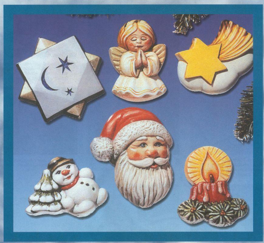 Forma - Vánoční motivy I ostatní