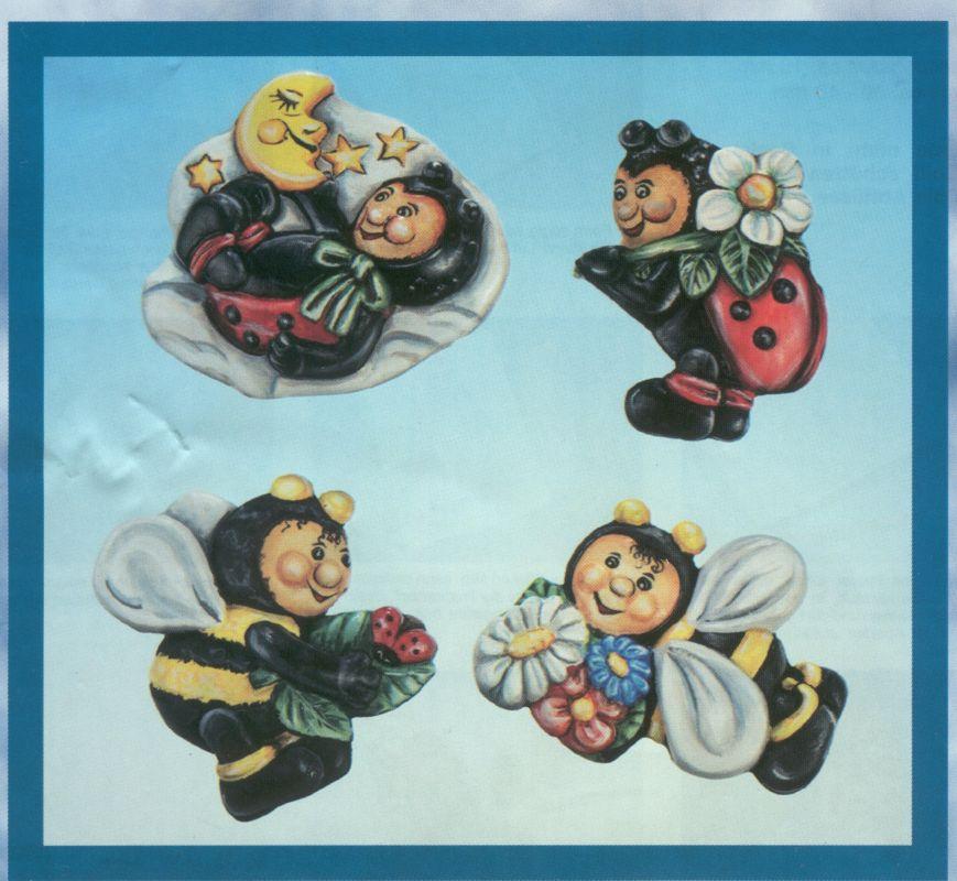 Forma včelky a berušky ostatní