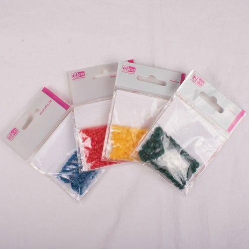 Kolorovací tablety na gelové svíčky 10g Efco