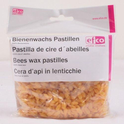 Včelí vosk na svíčky v pastilkách 200g Efco