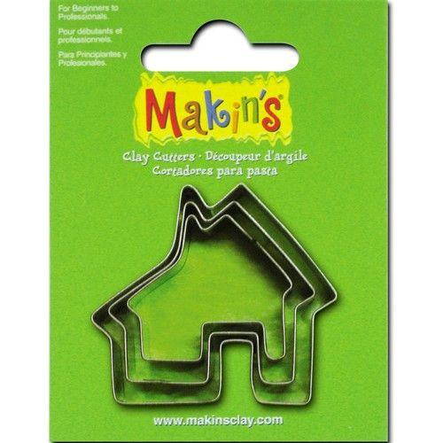 Vykrajovátka dům Makin's