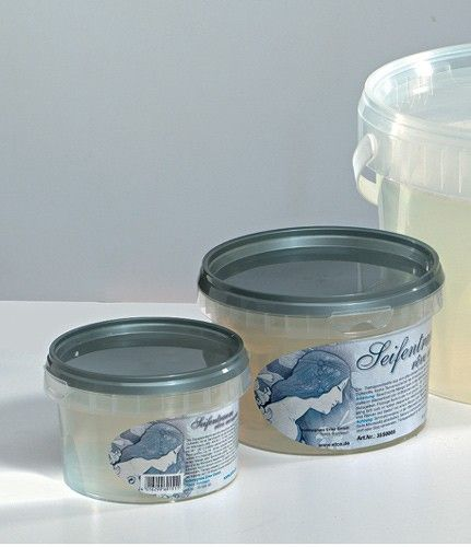 Mýdlová hmota transparentní 500g Efco