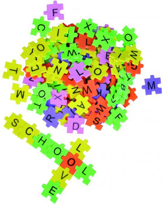 Pěnové puzzle - Abeceda SMTCreatoys