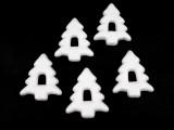Polystyrenové stromky 7x9 cm  - balení 5ks