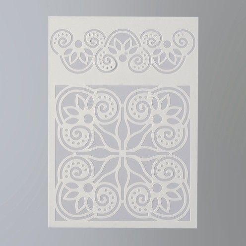 Šablona ornament Efco
