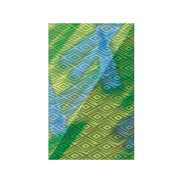 Strukturovací podložka - textura DIAMANT