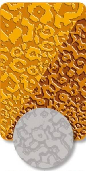 Textura - strukturovací podložka LEOPARD ostatní