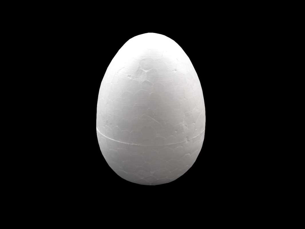 Polystyrenové vejce 9,5 cm