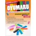 Modelovací hmota Oyumaru sada 12ks+2 formičky