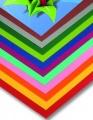 Papíry na skládání Origami 96 listů 10x10 cm- mix barev