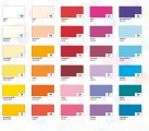 Barevný papír A4 130g/m2 - 5listů