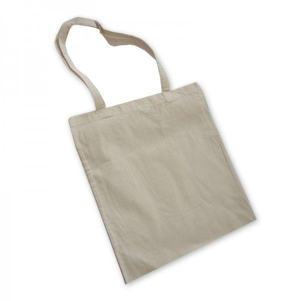 Bavlněná taška 38x42 cm přírodní