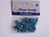 Korálky kámen - minerál 75 ks