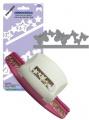 Raznice - (razidlo,děrovačka) bordura motýlci embosovací