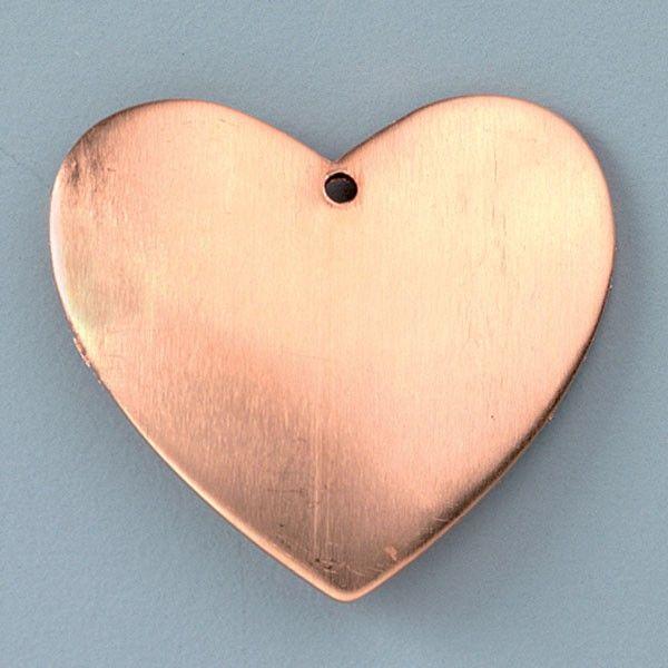 Výsek na smaltování srdce Efco