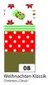 Washi Tape - dekorační lepicí páska - sada Girls vánoce Folia