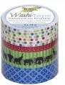 Washi Tape - sada Sloni 4x10m