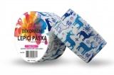 Duct Tape - dekorační lepicí páska - 5m x 48mm - MODŘÍ SOBI
