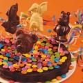 Forma na čokoládu - ZVÍŘÁTKA a zapichovátka