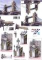 Londýn - 3D papír