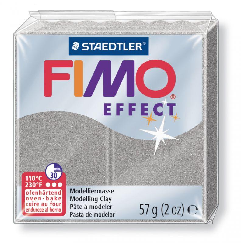 Polymerová hmota fimo 56 g effect - stříbrná perleťová 817 Staedtler