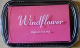 Razítkovací polštářek světle růžová