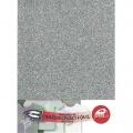 Třpytivá nažehlovací folie na textil HOT FIX 20x15cm stříbrná