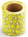 Washi Tape - dekorační lepicí páska - 10mx50mm - SMAJLÍCI