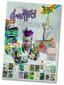 "Blok s motivem ""GRAFFITY"" - 270 g/m2, 20 listů"