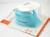 Děrovačka na pěnovku a papír 25 mm - Bukový list
