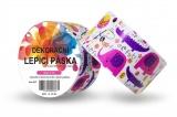 Duct Tape - dekorační lepicí páska - 5m x 48mm - DĚTSKÁ ZVÍŘÁTKA