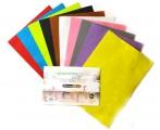 Filc A4- sada 10listů mix barev, 180g