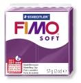 Fimo Soft Polymerová hmota 56g / fimo 57 g - hnědá koňak 76 Staedtler