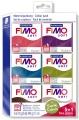 FIMO Soft - sada 5+1 ks BARVY ZEMĚ