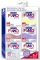 FIMO Soft - sada 5+1 ks SLADKÉ BARVY