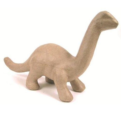 Kartonový předmět dinosaurus 30x15x7cm DÉCOPATCH