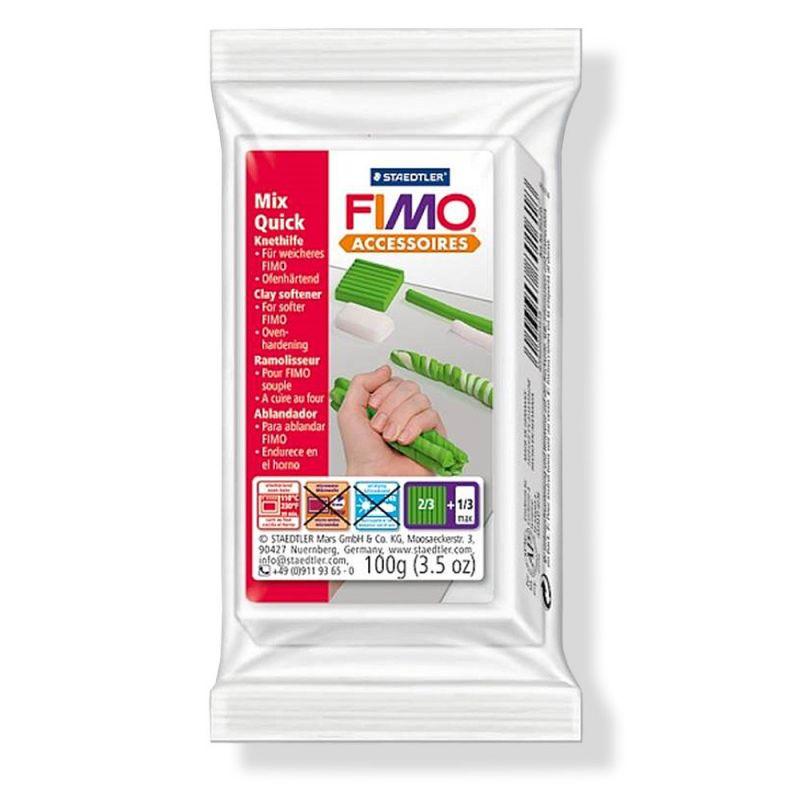 Mix quick - hmota na regeneraci FIMO, 100g Staedtler