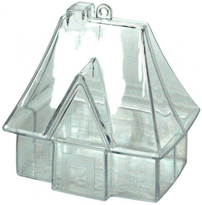 Plastový domeček- otevírací SMTCreatoys