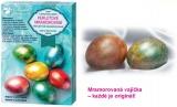 Sada k dekorování vajíček - perleťový mramor