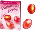 Sada k dekorování vajíček - rubínová perleť
