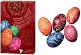 Sada k dekorování vajíček - vyškrabování