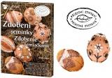 Sada k dekorování vajíček - zdobení semínky